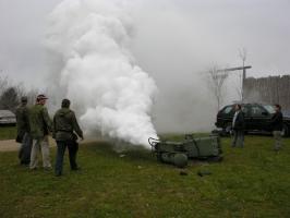 Тестирование амуниции